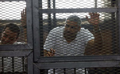 White House condemns Al Jazeera reporters' sentencing in Egypt