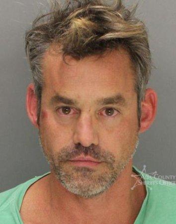 'Buffy' actor Nicholas Brendon arrested in 'disturbance'