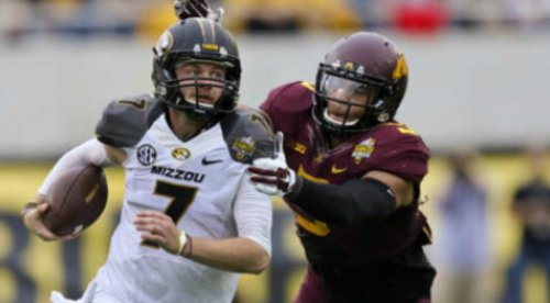 Missouri holds off Minnesota in Citrus Bowl