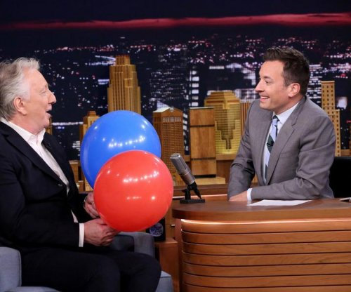 Watch viral video of Alan Rickman and Jimmy Fallon inhaling helium and speaking