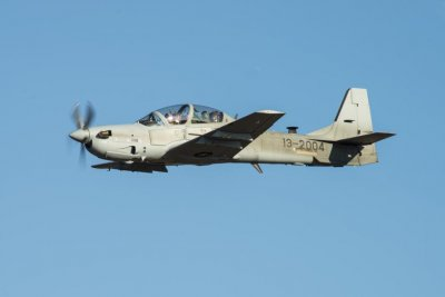 Lebanon selects A-29 Super Tucano for close air support