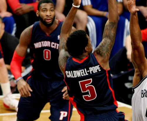 Kentavious Caldwell-Pope, Detroit Pistons pummel Indiana Pacers