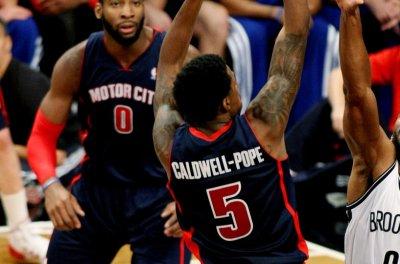 Kentavious Caldwell-Pope, Detroit Pistons pummel Indiana Pacers