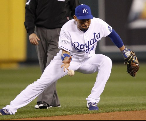 Report: Kansas City Royals 2B Omar Infante had surgery
