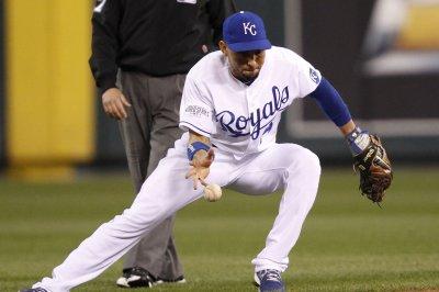 Report: Kansas City Royals 2B Omar Infante had surgery