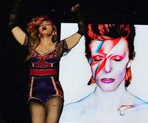 Madonna honors David Bowie with 'Rebel, Rebel' cover