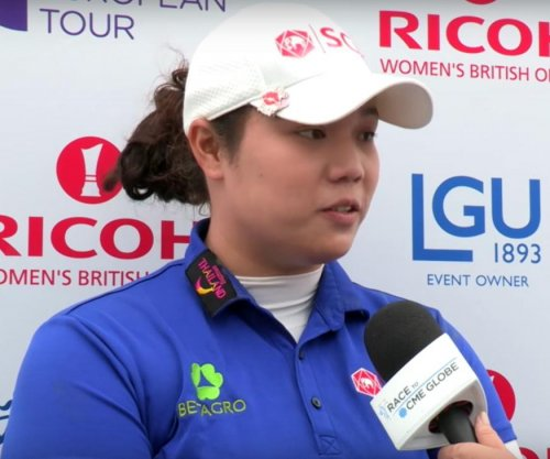 Ariya Jutanugarn wins Women's British Open