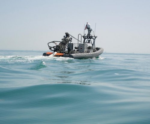 Raytheon, U.S. Navy improve anti-mine sonar