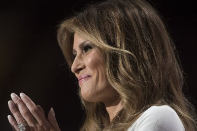 Melania Trump marks return to campaign stage in Pennsylvania