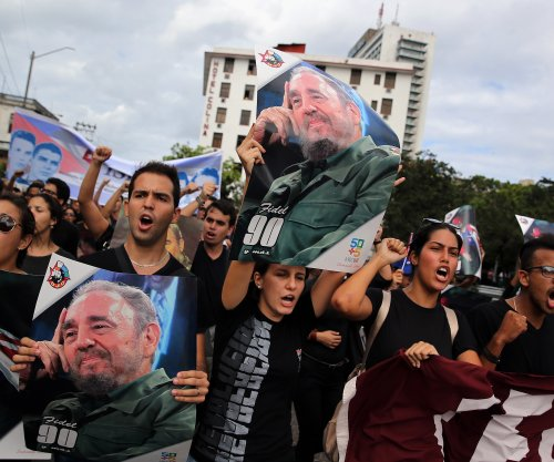 Cubans begin week of memorials, services for Fidel Castro