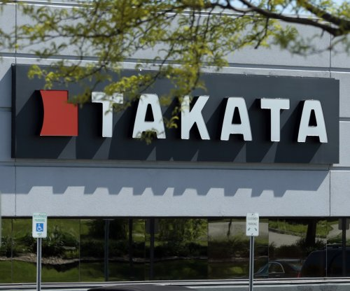 Airbag-maker Takata to pay $1B; execs charged with fraud