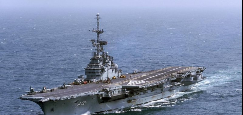 Brazil to retire its only aircraft carrier, Sao Paulo - UPI com