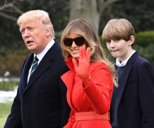 Barron Trump to attend St. Andrew's Episcopal School in Maryland