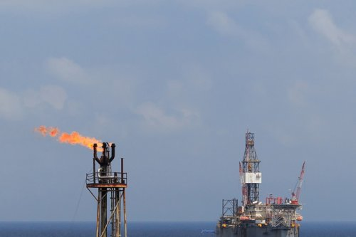 Gas operations at one of Israel's largest fields closed down
