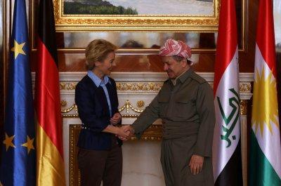 Iraqi Kurdish President Masoud Barzani won't extend term