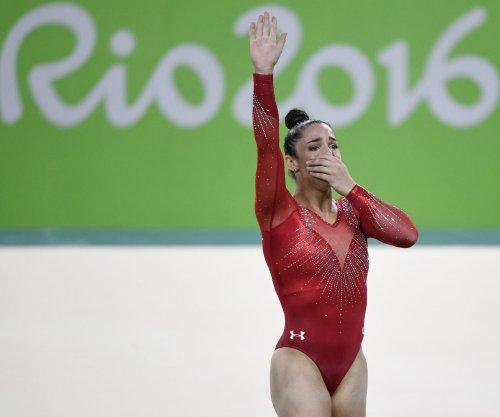 Gymnast Aly Raisman sues USOC, USA Gymnastics over sex abuse