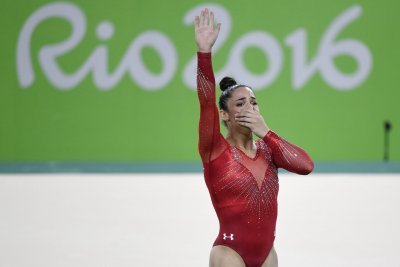 Gymnast Aly Raisman sues USOC, USA Gymnastics over sex abuse