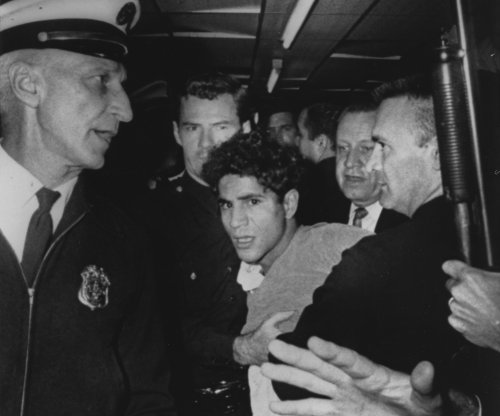 Sirhan's father deeply shaken; 'blackest day of my life'