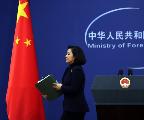China denounces U.S. withdrawal from nuclear treaty
