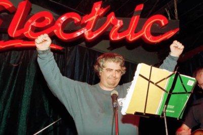Daniel Johnston, folk singer and artist, dies at age 58