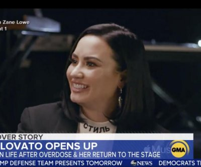 Demi Lovato hears 'cry for help' in new song 'Anyone'