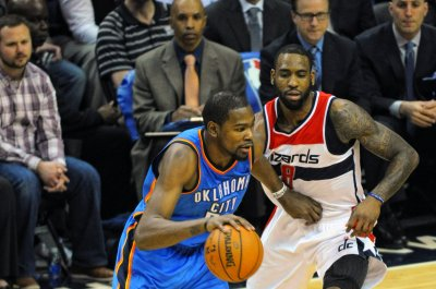 Memphis Grizzlies, Thunder clash in Oklahoma City
