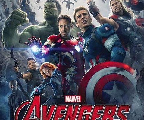 'Avengers: Age of Ultron' releases official poster