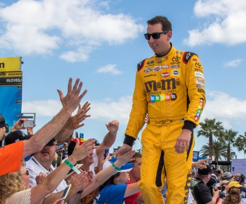 Is another rebound at Sonoma in cards for Kyle Busch?