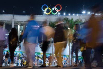IOC official arrested for ticket scalping resigns