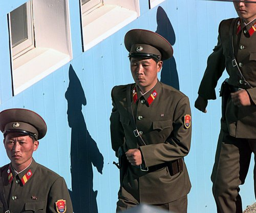 North Korea modernizing military forces at naval base