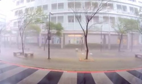 Typhoon Megi kills 4, leaves 2.9M homes without power in Taiwan
