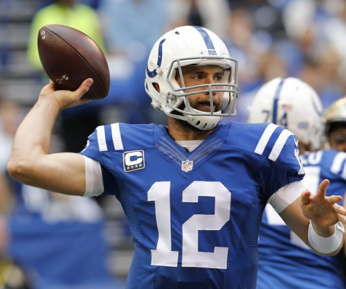 Andrew Luck in concussion protocol, muddying status for Thanksgiving