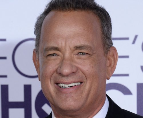 Tom Hanks to publish first book, 'Uncommon Type,' in October