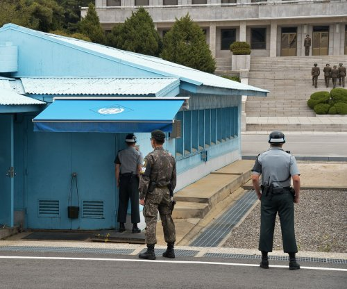 South Korea fires 90 warning shots after object flies across border