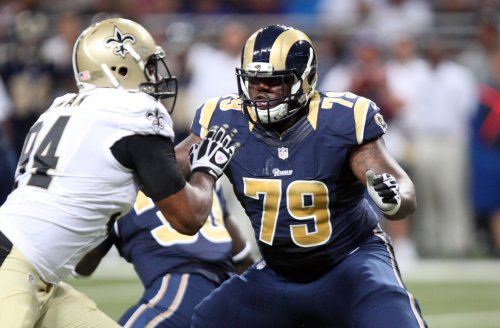 Los Angeles Rams' Greg Robinson misses OTAs with excused absence