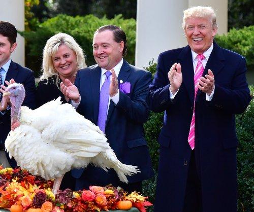 National Thanksgiving Turkey awaits pardon from Trump
