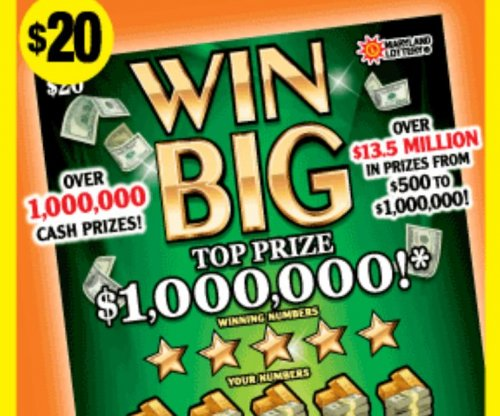 Dream of green leads to lottery luck for Maryland man