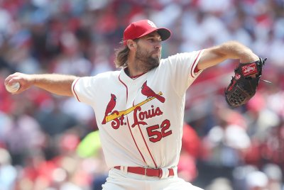 Cardinals place pitcher Michael Wacha on injured list