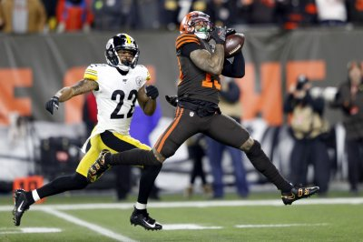 Cleveland Browns' Odell Beckham Jr. undergoes core muscle surgery