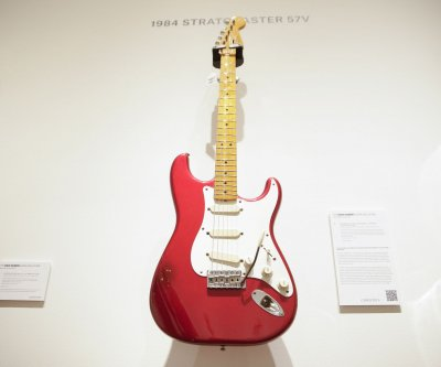 British watchdog fines guitar maker Fender $5.9M for price-fixing
