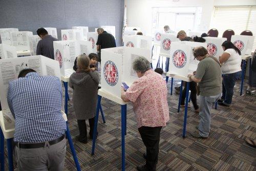 North Carolina appeals court halts implementation of voter ID law