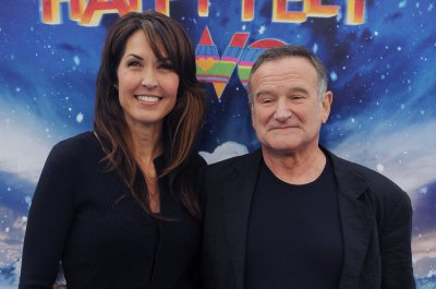Robin Williams 'wasn't in his right mind' before death, says widow