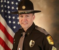 Iowa State Patrol officer killed attempting to arrest armed man barricaded in his home