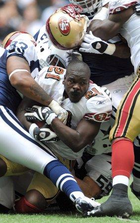 NFL: Dallas 35, San Francisco 22