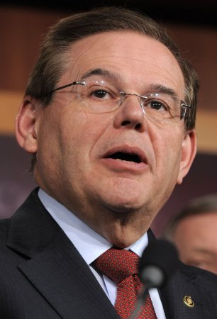 Menendez has history with doc under probe