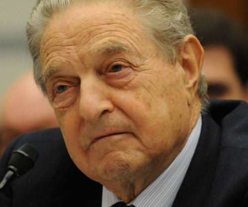 George Soros to invest $500M to assist refugees