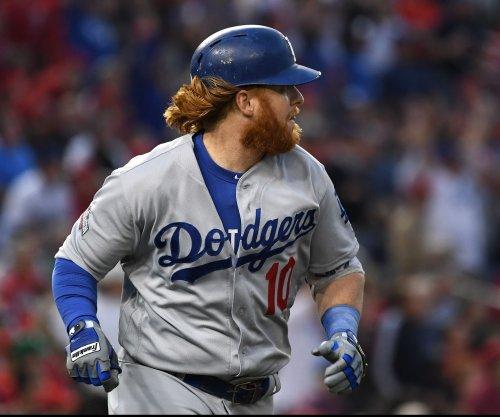 Los Angeles Dodgers edge Max Scherzer, Washington Nationals in NLDS opener