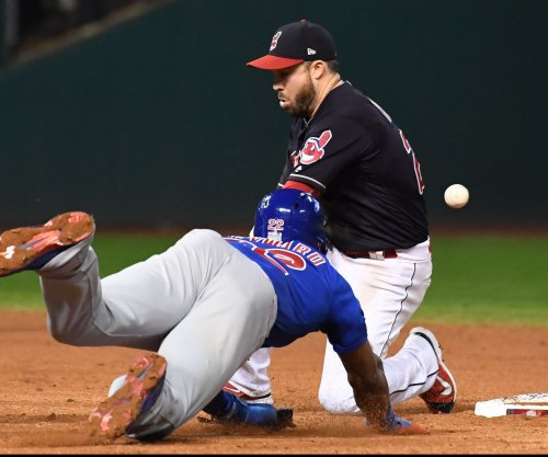 Cleveland Indians' 2B Jason Kipnis probably out for opener