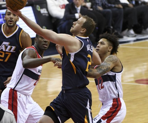 Hot 3-point shooting helps Utah Jazz beat Los Angeles Clippers