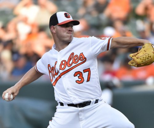 Baltimore Orioles top Los Angeles Angels despite Mike Trout's milestone